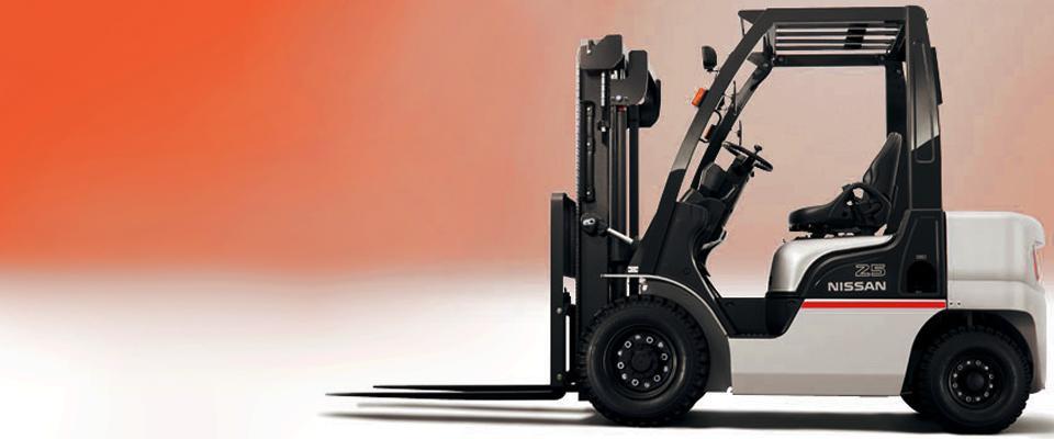 Resursy przewóz wózkiem widłowym